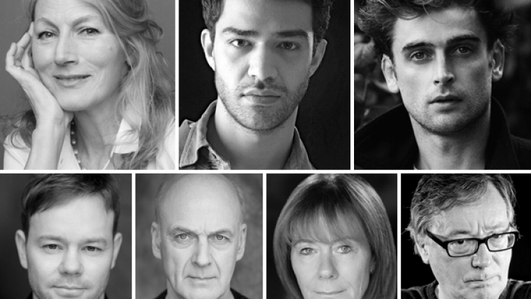 Full cast announced for Lawrence after Arabia