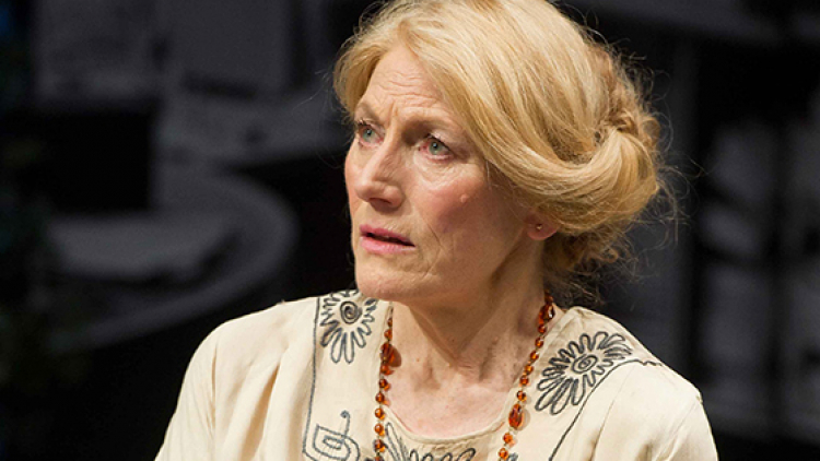 Ham & High interviews Lawrence After Arabia's Geraldine James