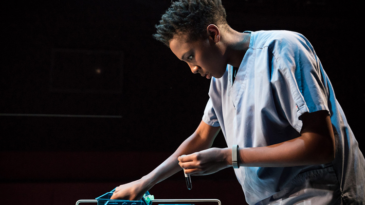 THE PHLEBOTOMIST: ★★★★ FROM THE STAGE