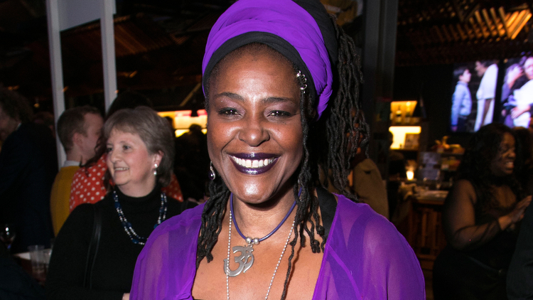 THE EVENING STANDARD INTERVIEWS CAROLINE, OR CHANGE'S SHARON D CLARKE