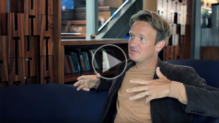 Video: Writer Simon Vinnicombe introduces R and D