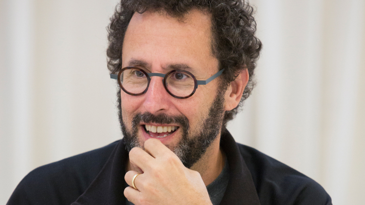 THE TIMES INTERVIEWS CAROLINE, OR CHANGE WRITER TONY KUSHNER