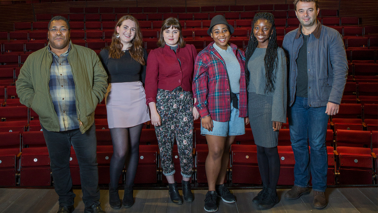 SUCCESSFUL CANDIDATES ANNOUNCED FOR HAMPSTEAD THEATRE'S INSPIRE: THE NEXT PLAYWRIGHT PROGRAMME