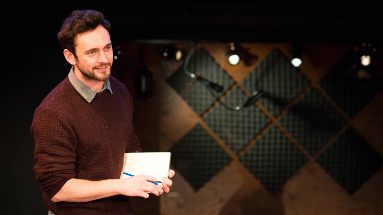 A Cup of Tea with... Platinum's George Blagden