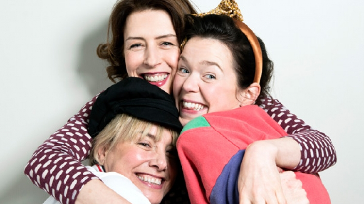 The Telegraph: Anna Maxwell Martin, Gina McKee and Tamzin Outhwaite interview