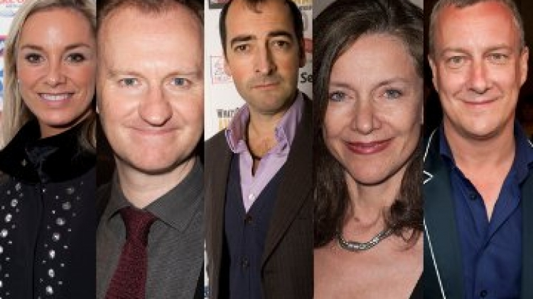 Gatiss and Outhwaite to launch 2013 WhatsOnStage.com Awards