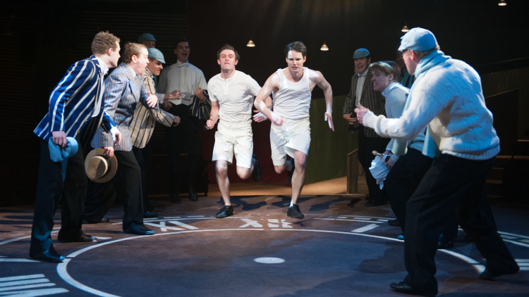 4 Stars from The Guardian for Chariots of Fire