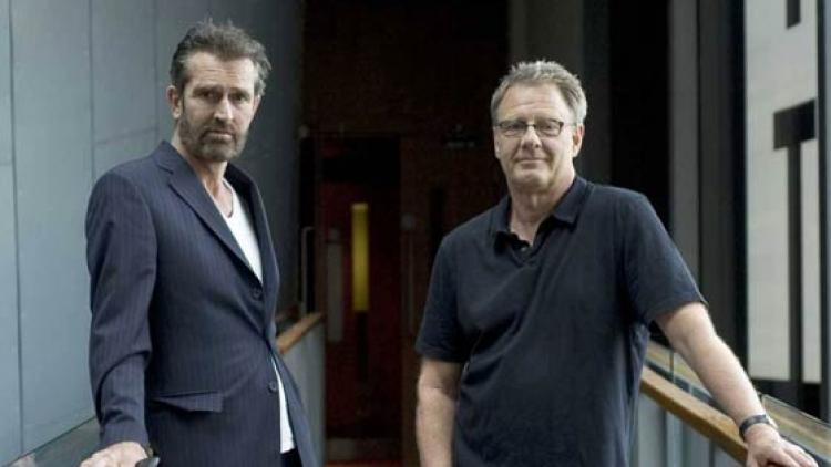 How We Met: Rupert Everett & Robert Fox