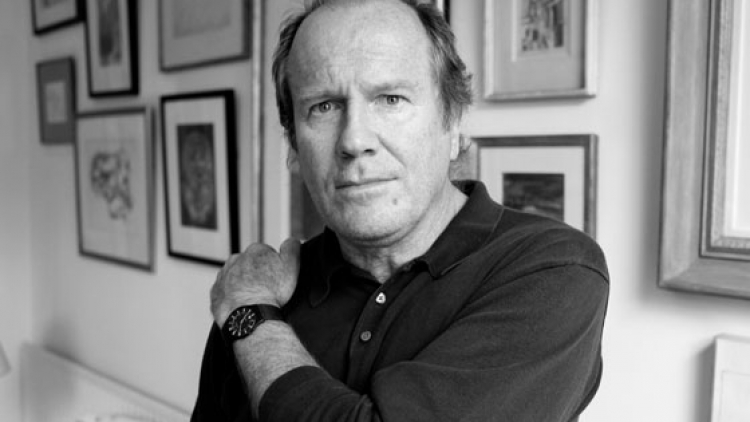 Longing: 5 minutes with William Boyd