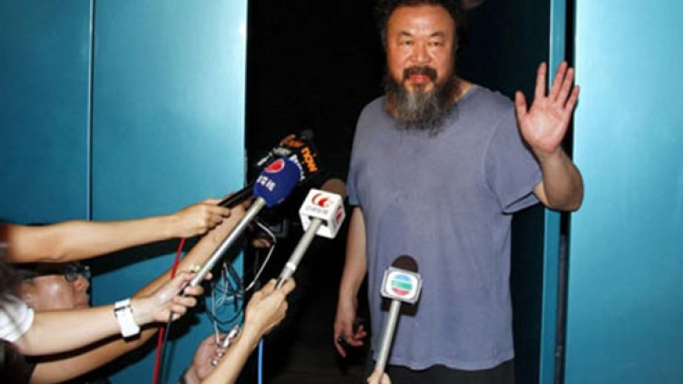 The story behind #aiww: The Arrest of Ai Weiwei