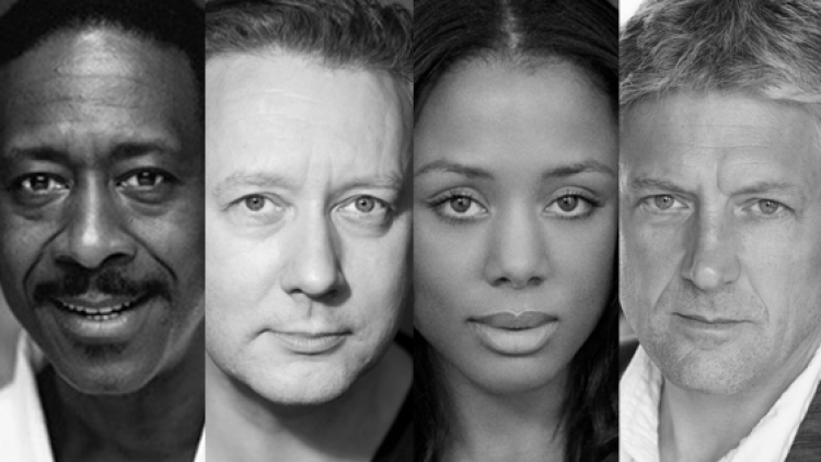 Clarke Peters leads the cast of Race