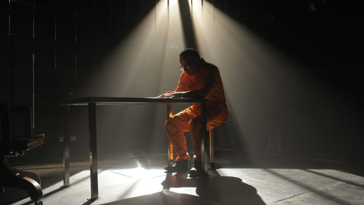 A Human Being Died That Night: Production photos