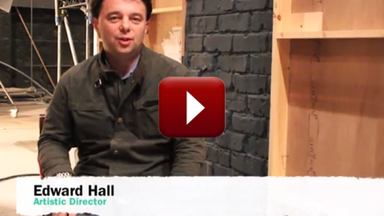 Video: Edward Hall introduces autumn season
