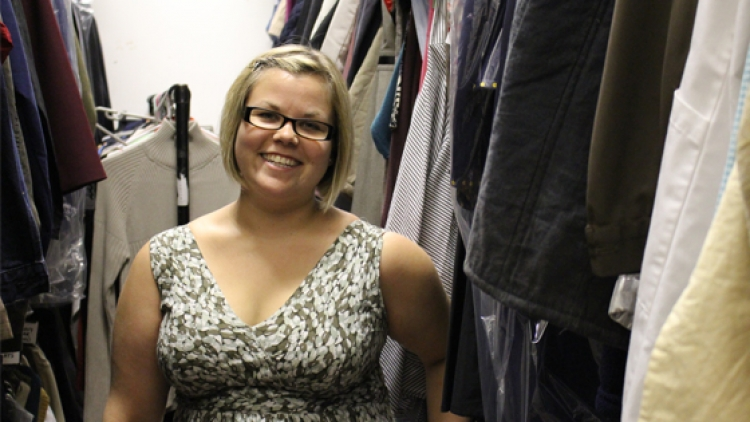 Getting To Know You: Hannah Gibbs, Wardrobe Mistress