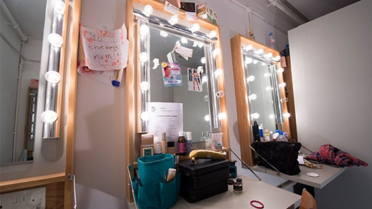The Guardian: Tracy-Ann Oberman's Dressing Room