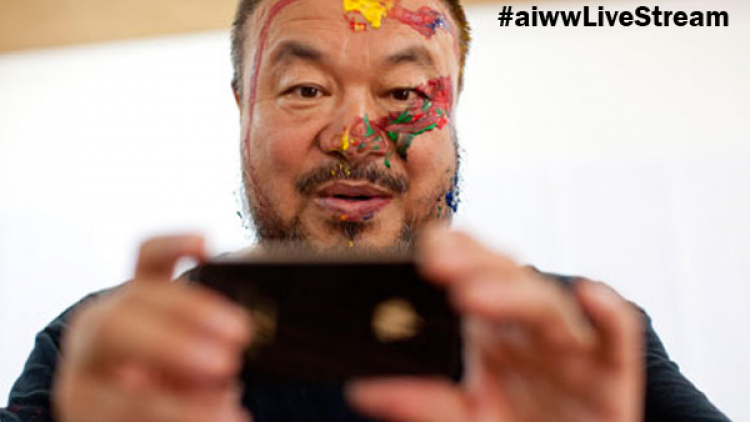 Thousands tune in for live-streaming of #aiww