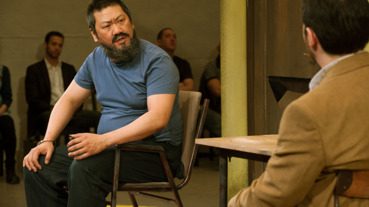 #aiww: The Arrest of Ai Weiwei: Production photos