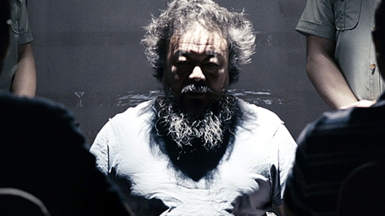 Ai Weiwei releases debut music video