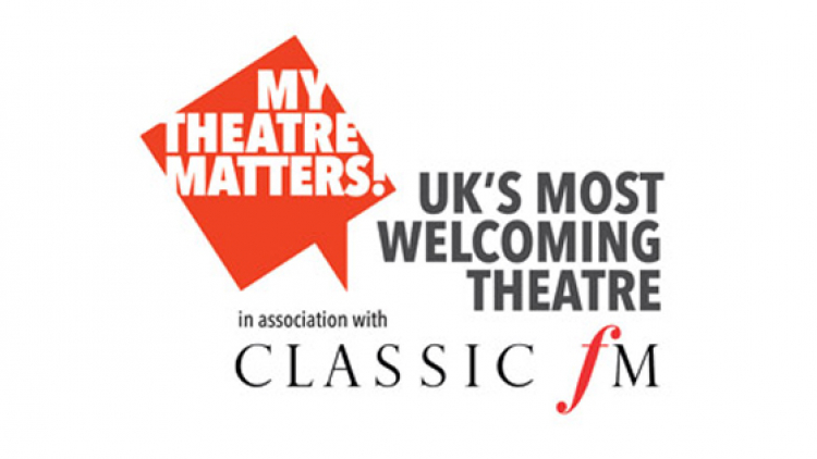 UK's Most Welcoming Theatre Nomination