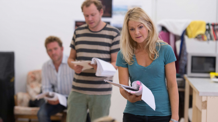 The Observer: Sarah Hadland interview