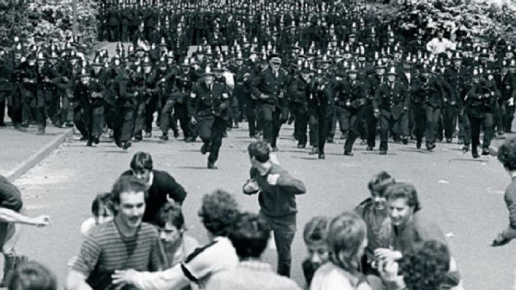 Wonderland: A timeline of the 1984/5 Miners' Strike