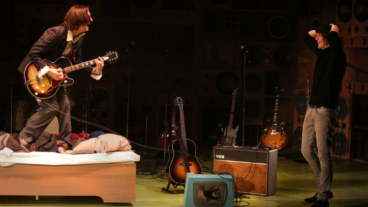 Sunny Afternoon: ★★★★ from The Independent