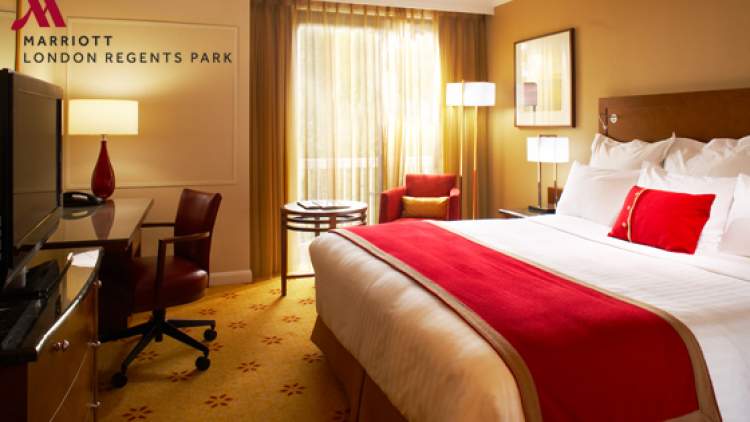 Win tickets to Seminar and an overnight stay at the London Marriott Hotel Regents Park