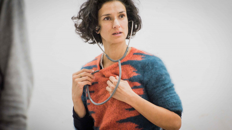 IdeasTap: Indira Varma interview