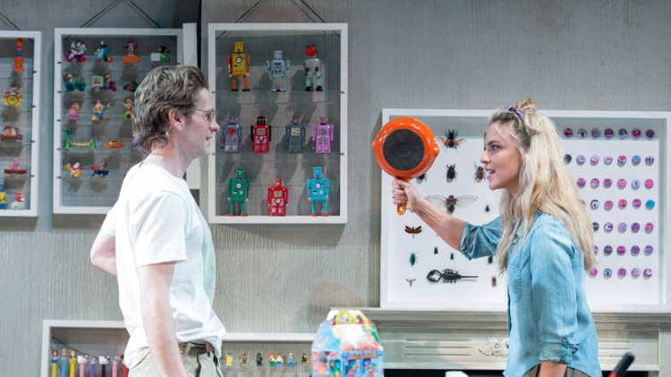 Hello/Goodbye: ★★★★ from Telegraph