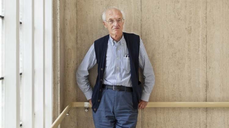 Financial Times: Michael Frayn interview