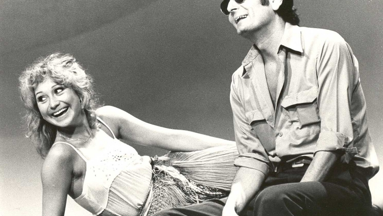 Michael Frayn at Hampstead Theatre: A career in pictures