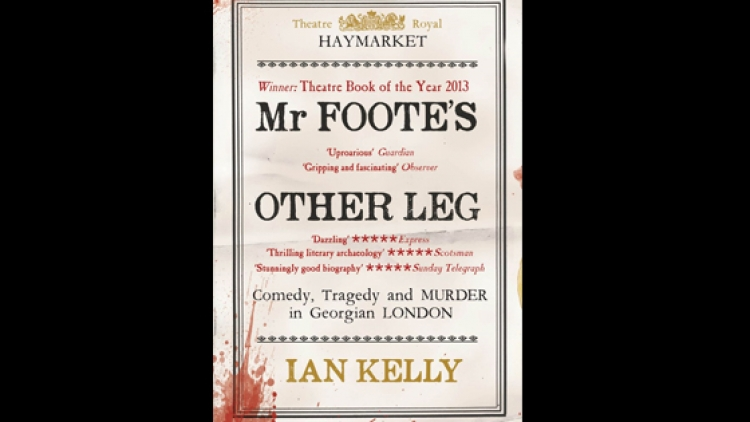 An extract from Mr Foote's Other Leg: The Biography