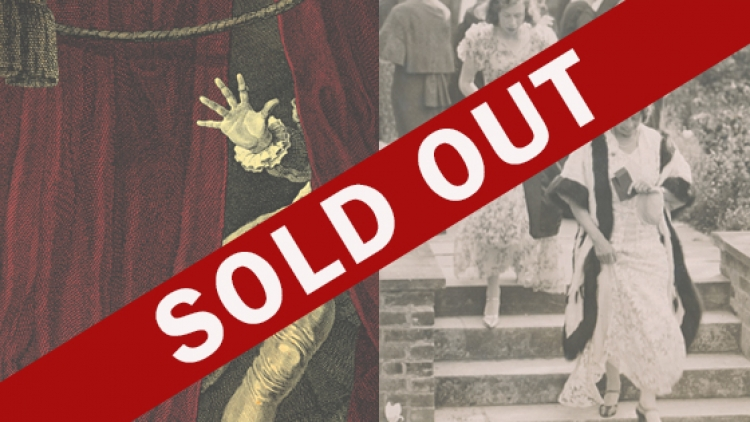 Mr Foote's Other Leg and The Moderate Soprano now sold out