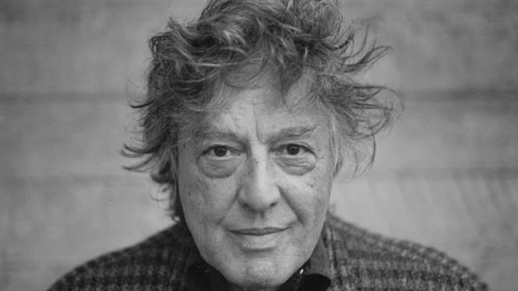 Tom Stoppard: A career in pictures