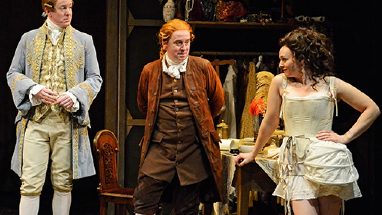 Mr Foote's Other Leg: ★★★★ from Evening Standard