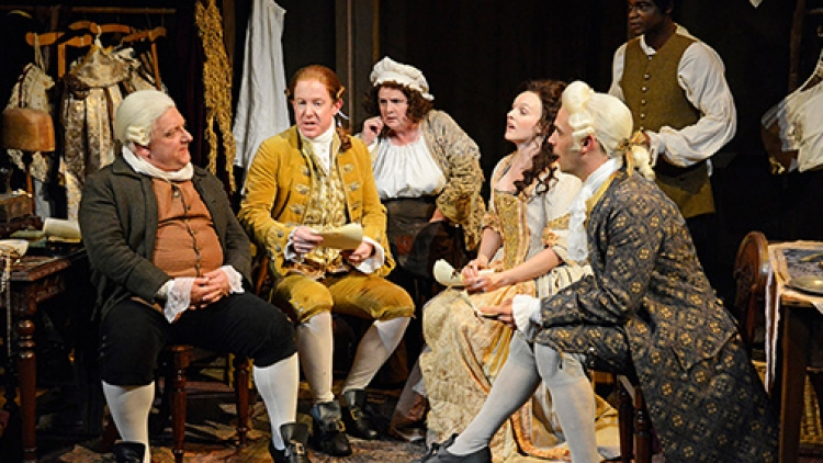Mr Foote's Other Leg: ★★★★ from The Independent