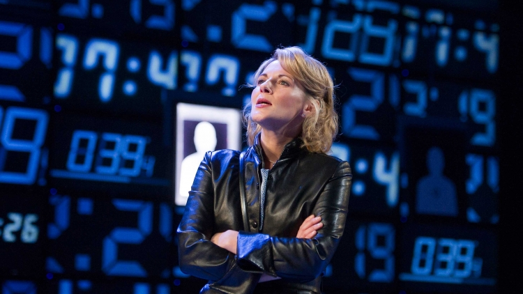 Hapgood: ★★★★ from Time Out