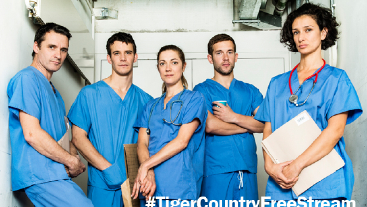 Tiger Country to be Free Streamed 17 Jan 7.30pm GMT