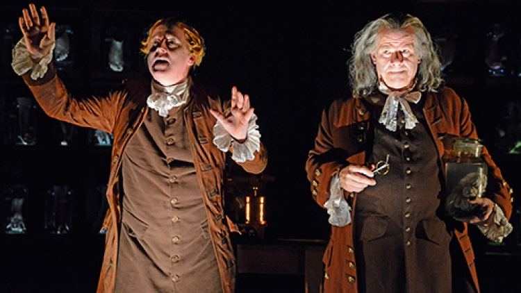 Mr Foote's Other Leg: ★★★★ from The Telegraph