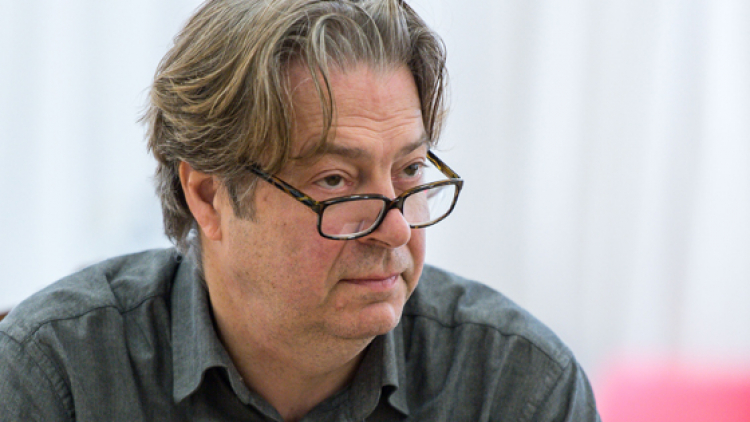The Telegraph: Roger Allam interview