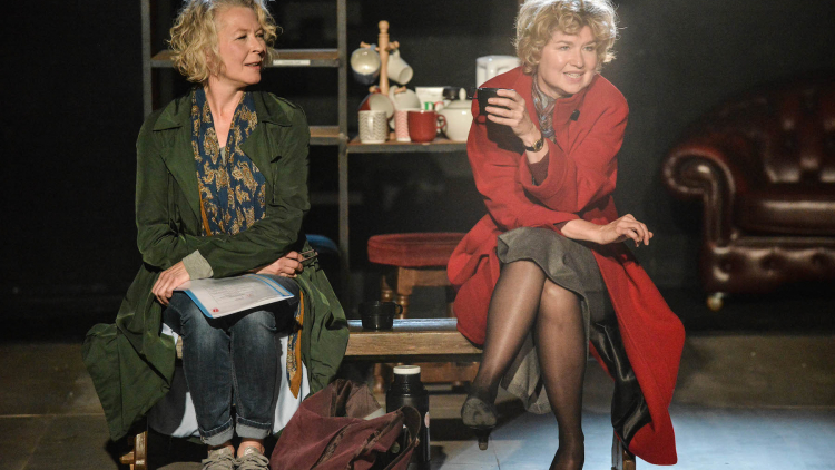 A Further Education: Production photos