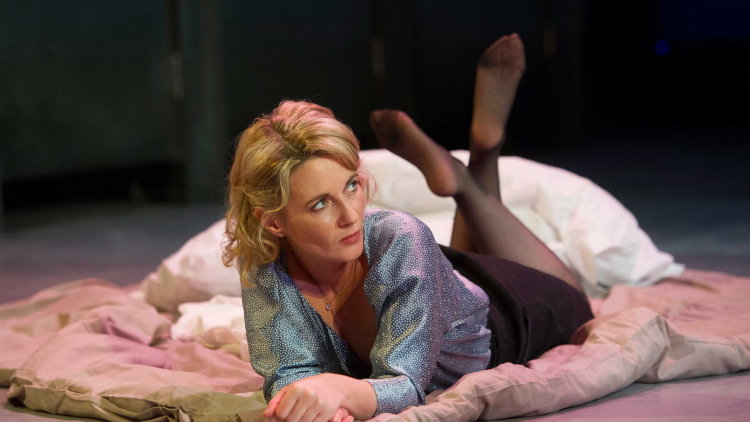 Hapgood: ★★★★ from The Guardian
