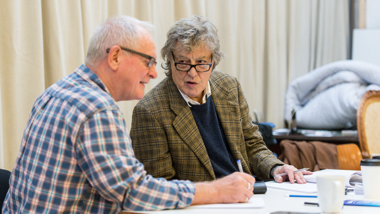The Independent: Tom Stoppard and Howard Davies interview