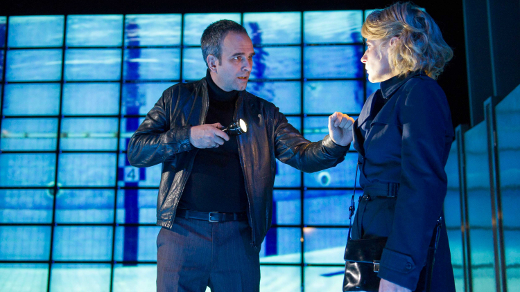 Hapgood: ★★★★ from The Observer