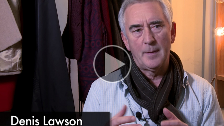 Video: Writer Andrew Payne and director Denis Lawson introduce The Meeting