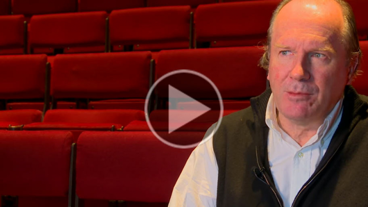 Video: Writer William Boyd introduces The Argument