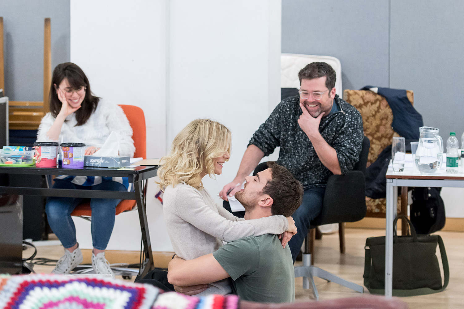 Amelia Fox Naked sex with strangers - hampstead theatre