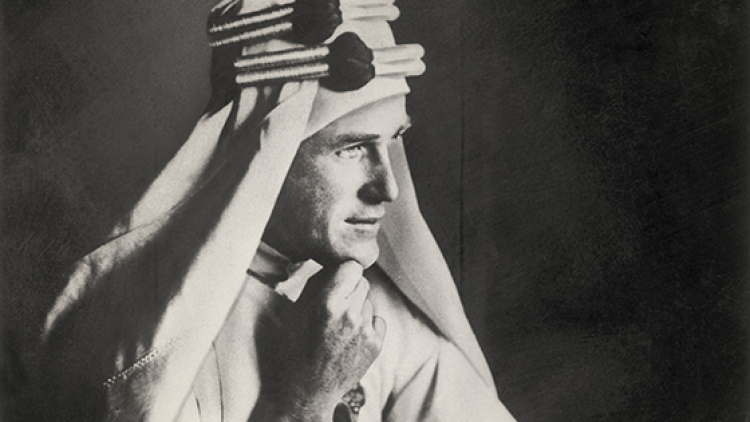 10 Things You May Not Know About T. E. Lawrence